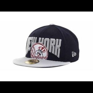 New York Yankees New Era MLB New Arch 59FIFTY Cap